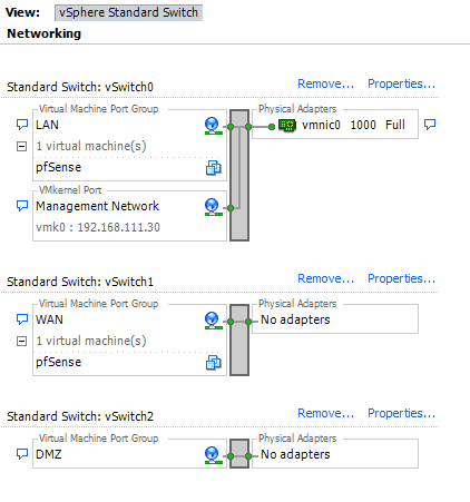 Virtualization — Virtualizing pfSense with VMware vSphere